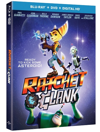 Ratchet Clank Available On Digital Hd Now Mama S Geeky