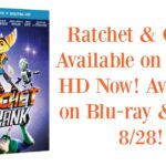 Ratchet & Clank Available on Digital HD Now | #Win A Blu-ray Copy | #RatchetAndClank #Giveaway