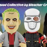 The Suicide Squad Bleacher Creatures Collection is Amazing