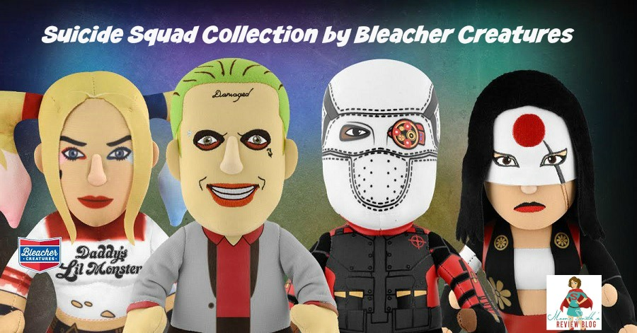 Suicide Squad Bleacher Creatures Featured