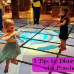 5 Tips for Disney Cruising with Preschoolers | #DisneyCruise Series Part 1 | #DisneyDream