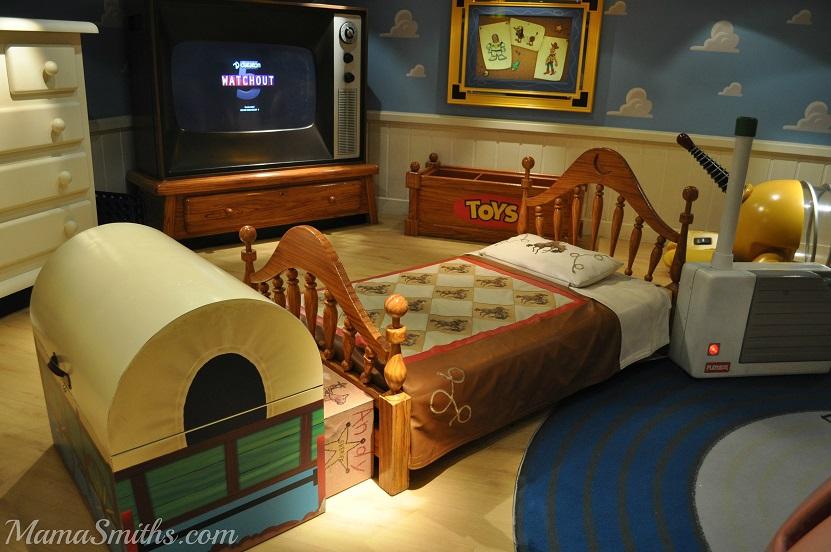 Andy's Room Oceaneer Club