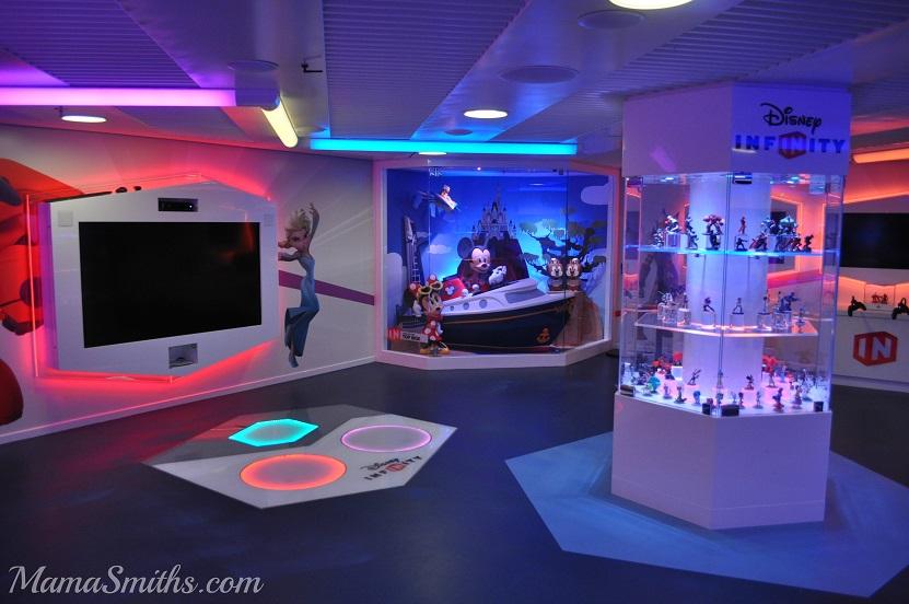 Disney Infinity Room