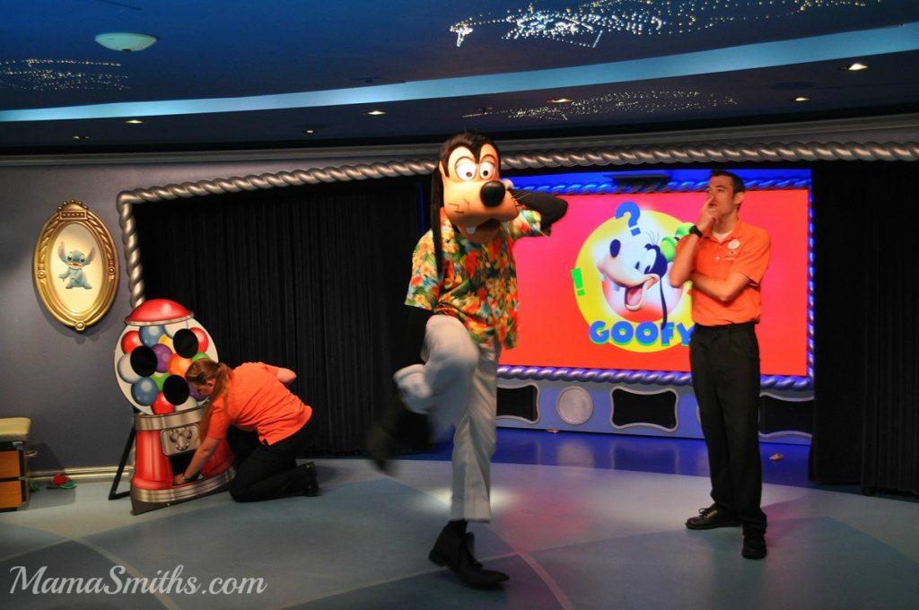 Goofy Oceaneer Club