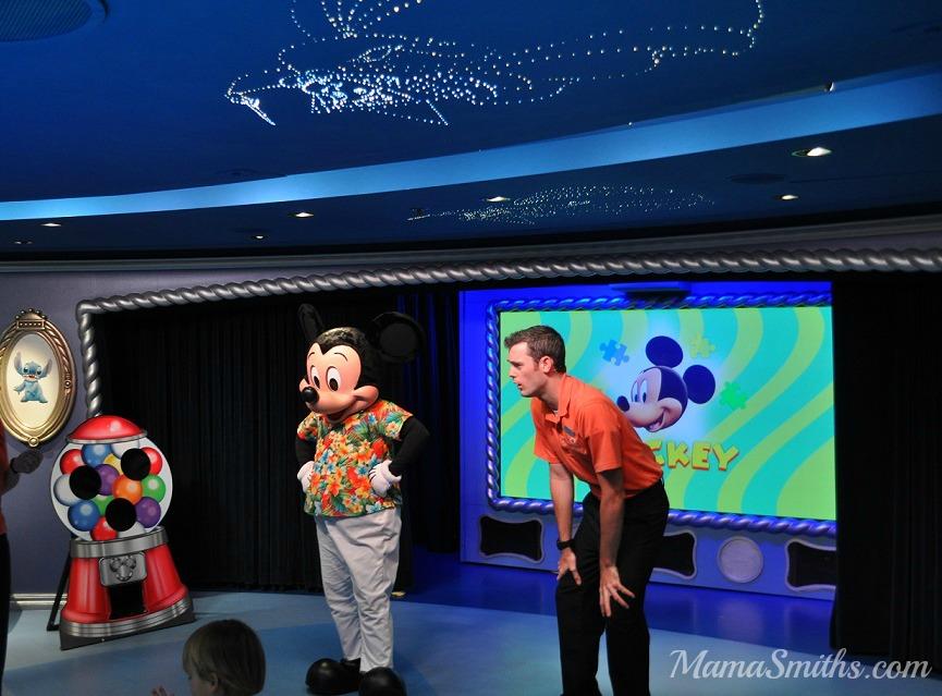 Mickey Oceaneer Club