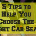 5 Tips to Help You Choose The Right Car Seat | #Parenting #CarSeat