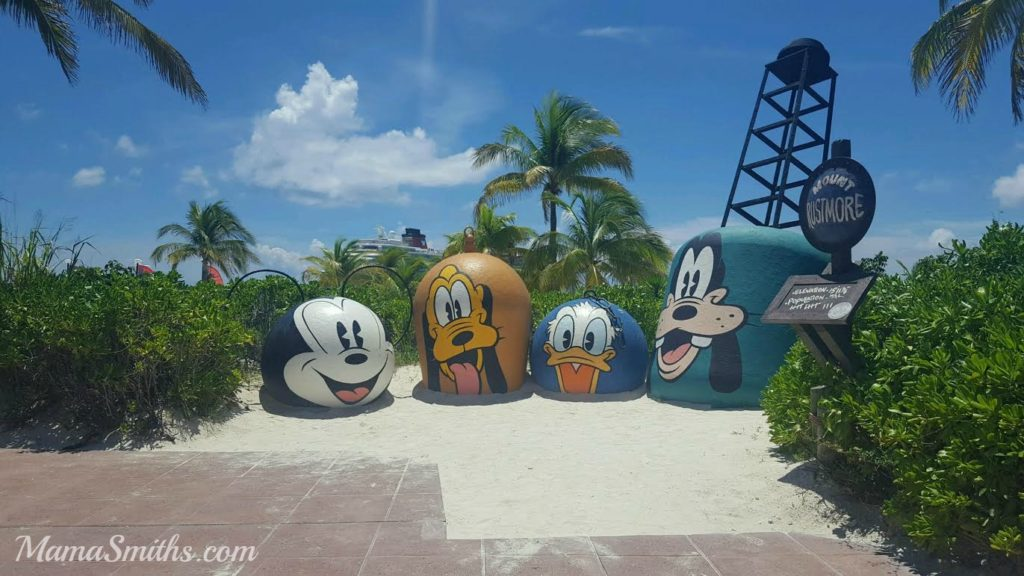 castaway-cay-mount-rushmore