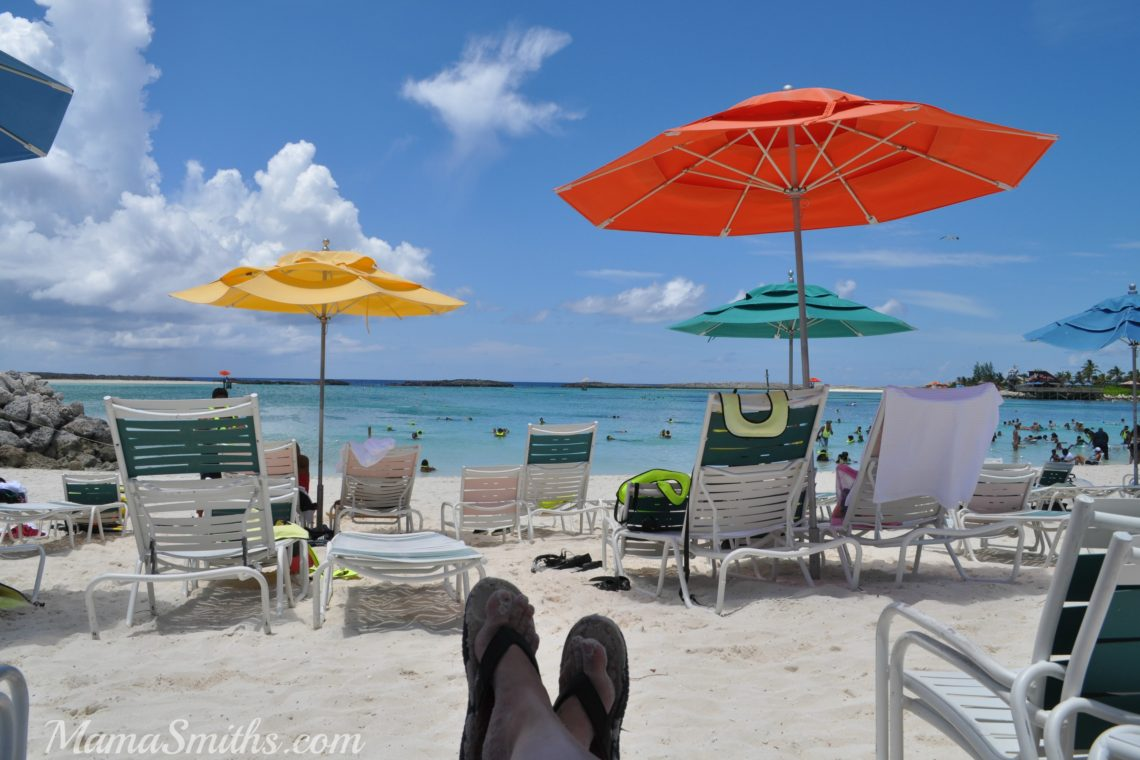 castaway-cay-view