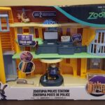 Create Imaginative Play with the Zootopia Police Station Playset | #Zootopia #Disney