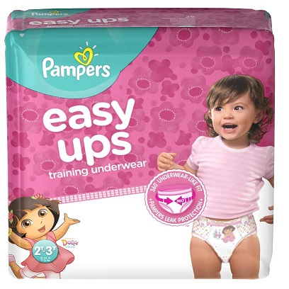 Pampers Easy Ups Dora