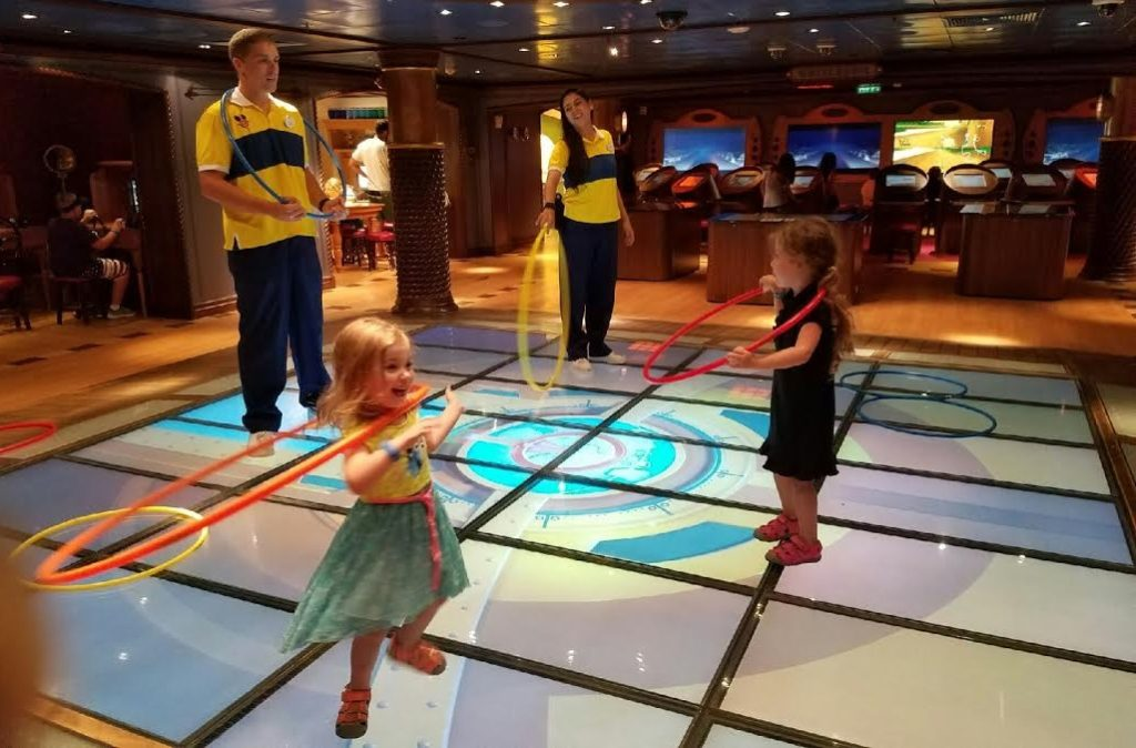 Oceaneer Club Disney Cruise