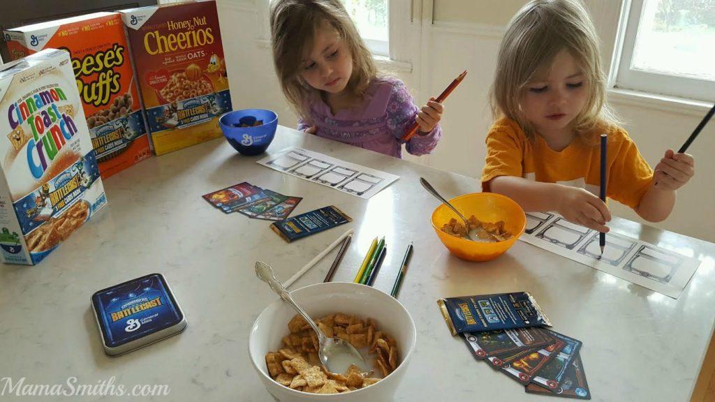 General Mills Cereal Skylanders Battlecast