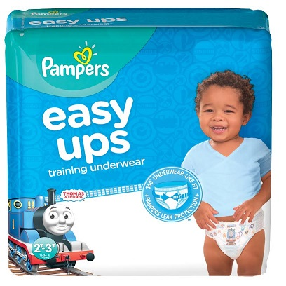 Pampers Easy Ups Thomas