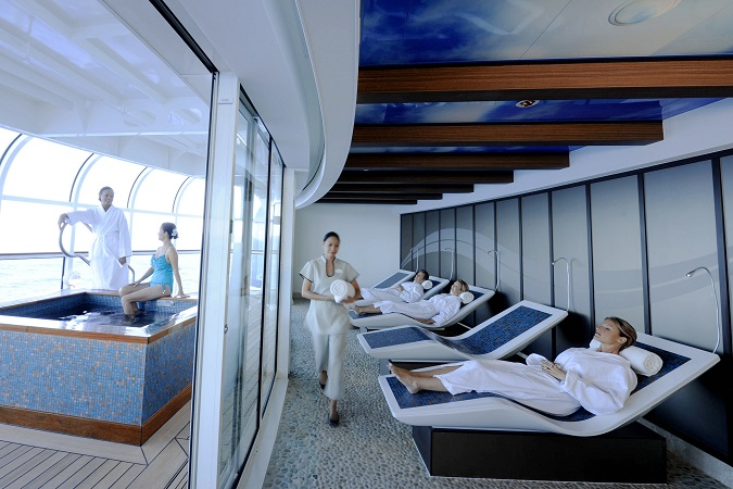 SENSES SPA & SALON ON THE DISNEY DREAM