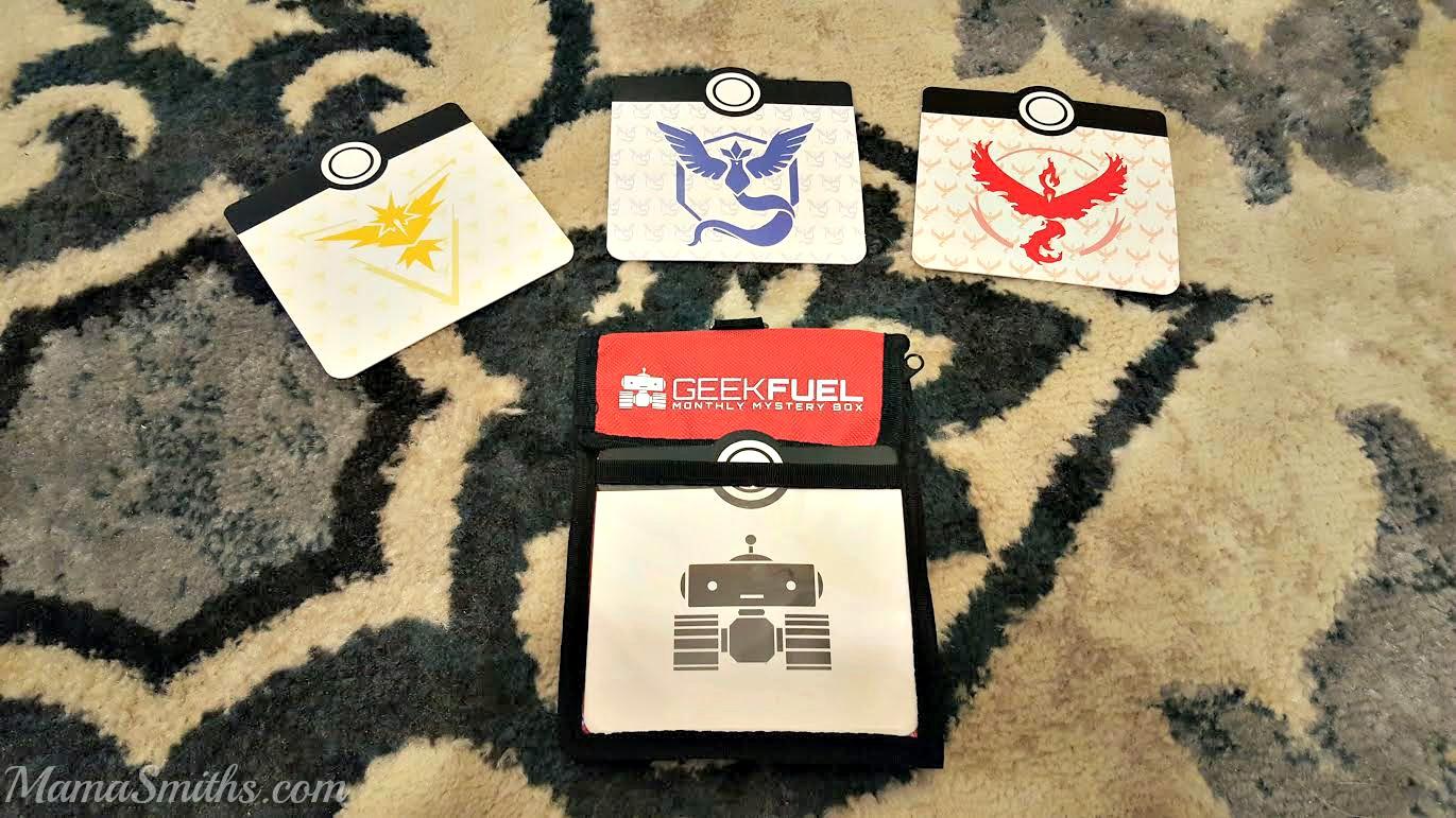 August 2016 Geek Fuel