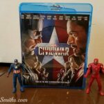 Captain America: Civil War On Blu-ray is Packed with Special Features | #CaptainAmericaCivilWar