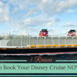 5 Reasons To Book Your Disney Cruise NOW | #DisneyCruise Series Part 4 | #DisneyDream