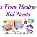 3 New Toys From Hasbro that Every Kid Needs | #PlayLikeHasbro