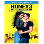 Honey 3: Dare to Dance on Blu-Ray | #Honey3 #DareToDance