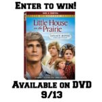 Little House on the Prairie: Legacy Movie Collection on DVD 9/13
