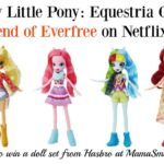 My Little Pony Equestira Girls Netflix Movie Premieres 10/1 | #MyLittlePony #PlayLikeHasbro