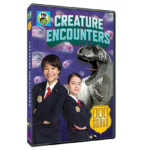 Odd Squad: Creature Encounters Hits DVD 9/13  | #OddSquad #PBSKids