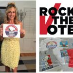 Peanuts Rock the Vote with Nikki DeLoach | #RockTheVote #Peanuts
