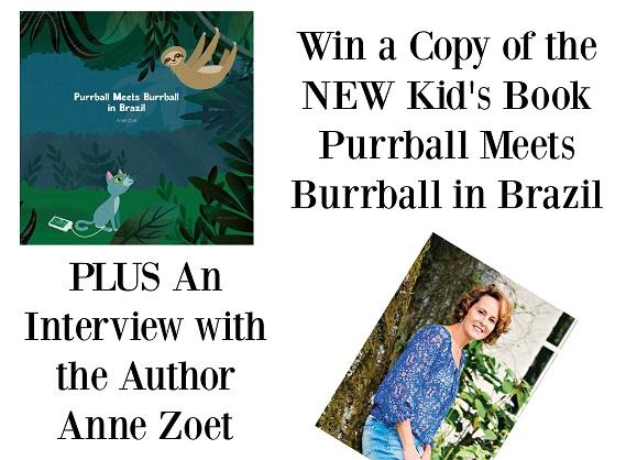 Purrball Meets Burrball