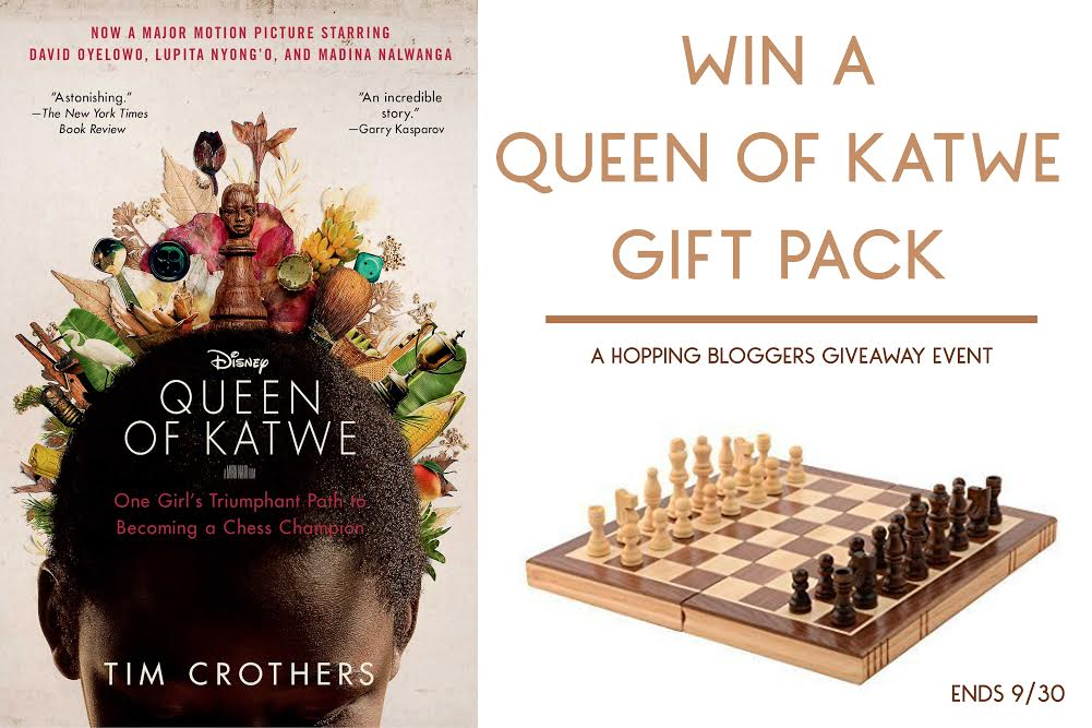 Queen of Katwe Giveaway