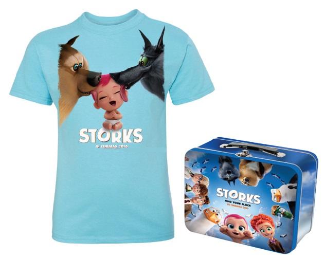 Storks Prize Pack