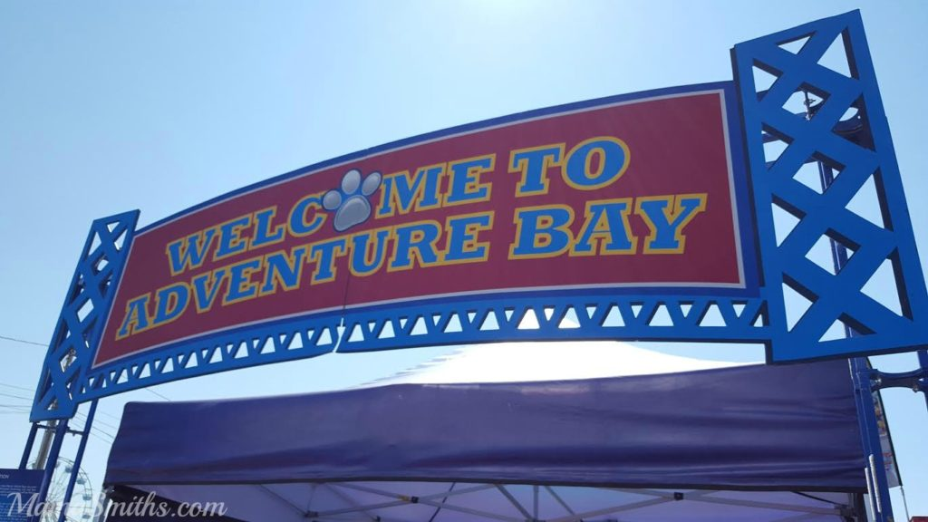 Watermarked Adventure Bay Sign