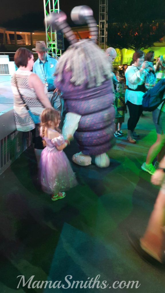 Boo Dance Party MNSSHP