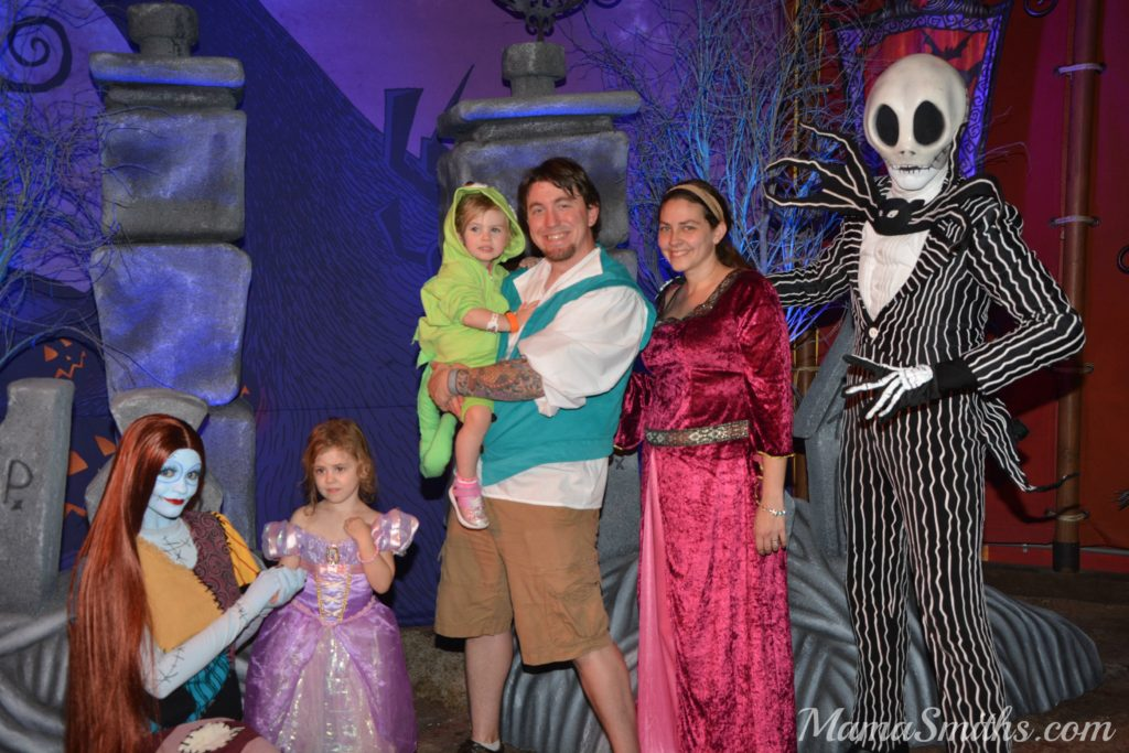 jack and sally mnsshp