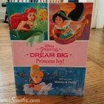 Disney's Dream Big Princess Personalized Book from Put Me In The Story | #PutMeInTheStory #DreamBig #Disney