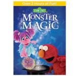 Sesame Street: Monster Magic Hits Stores 10/4 | #SesameStreet