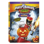 Celebrate Halloween with Power Rangers Dino Charge: RISE | #Halloween