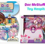Doc McStuffins: Toy Hospital FREE Activity Sheets + Coloring Pages