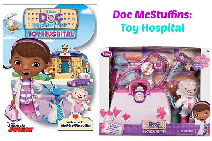 Doc Mcstuffins Toy Hospital Free Activity Sheets