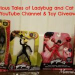 Miraculous Ladybug and Cat Noir YouTube Channel + New Toys  | #BeMircaulous