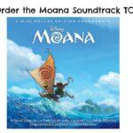 Pre-Order Disney's Moana Soundtrack Today | #Moana #Disney