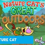 Explore the Outdoors with Nature Cat's Great Outdoors App