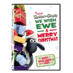 Celebrate the Holidays with Shaun the Sheep: We Wish Ewe A Merry Christmas | #Christmas #ShaunTheSheep
