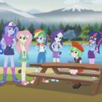 My Little Pony Equestria Girls: Legend Of Everfree FREE Coloring Pages | #MyLittlePony