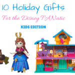 10 Holiday Gifts for the Disney FANatic: Kids Edition | #Disney #GiftIdeas