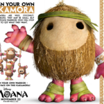 Get Your FREE Moana Activity Sheets | #Moana #Disney