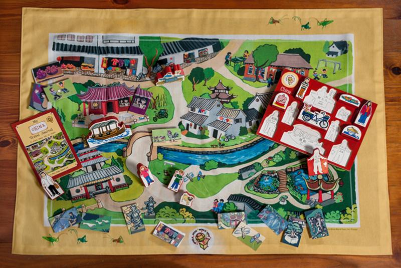 village-play-set