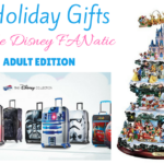 5 Holiday Gifts for the Disney FANatic: Adult Edition | #Disney #HGG #GiftsIdeas