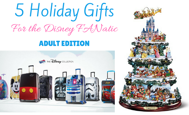 5 Holiday Gifts Disney Adult