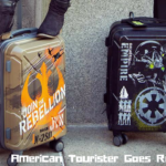 American Tourister Goes Rogue with New Rebel Alliance & Galactic Empire Luggage | #RogueOneEvent #PackMoreFun