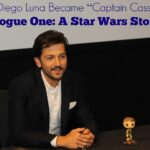 "How Diego Luna Became ""Captain Cassian"" in Rogue One: A Star Wars Story 